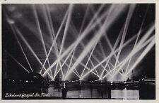 K 705 -  Kiel, Scheinwerferspiel der Flotte, 1940 gelaufen