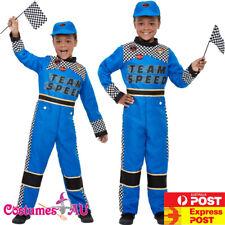 RACING DANCE COSTUME NASCAR UNISEX BOYS//MENS SIZES 2PC HIP HOP JAZZ NWT