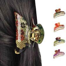 Accessoires de coiffure barrettes en plastique pour femme