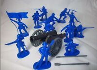CTS Classic Toy Soldiers 1/32 American Civil War Union Artillery Soldiers NEW!