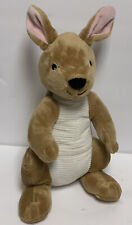 "Kohls Cares Kangaroo Plush Stuffed Animal 14"" Curious George Goes To The Zoo"