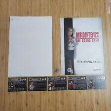 Resident Evil 2 Board Game Orphanage Sherry Birkin, Poster Scenario, Promo Cards