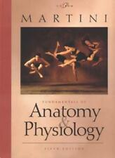 Fundamentals of Anatomy and Physiology,Frederic H. Martini- 9780130172921