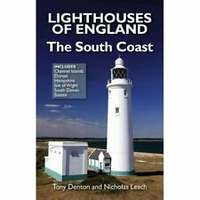 Lighthouses of England: The South Coast - Paperback NEW Leach, Nicholas 2010-11-
