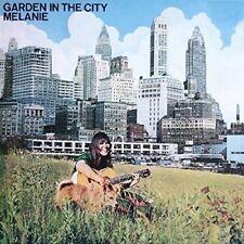 MELANIE - GARDEN IN THE CITY   CD NEUF