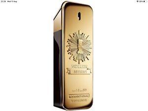 Paco Rabanne 1 Million Parfum  100ml Spray For Men