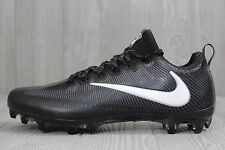 19 Mens Nike Vapor Untouchable Pro Football Cleats Black/white 844816-010 8.5-15