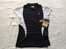 Bontrager Sport S/S WSD Cycling Jersey - Women's - Black - 417913 - Size L