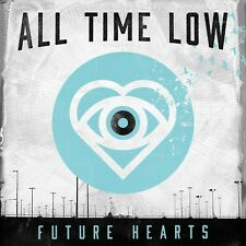 ALL TIME LOW - FUTURE HEARTS  CD NEUF