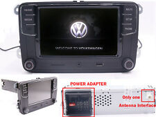 Car RCD510 Radio Audio MIB2,Bluetooth,USB,RVC,AUX,VW Golf,Caddy,Polo,EOS,CC