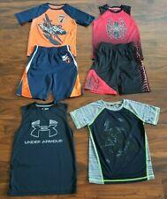 Boys Sz 6 Active Clothing (Lot of 6)