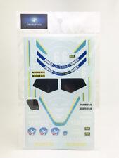 1/12 Yamaha FZR750 Gauloises #6 '85 Bold Or 24hr Decal for Fujimi