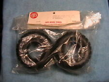 "1980s AJ'S 9775 1/8 Scale RC Paddlewheel Off Road Molded Rear Tires for 2"" Hubs"