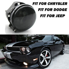 Smoked Len Fog Light Fit For Dodge Challenger R/T SRT8 SXT/Chrysler /Jeep