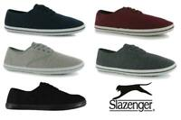 *SALE* Slazenger Mens Canvas Shoes pumps  UK 7-13 Plimsolls casual trainers daps