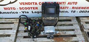 LAND ROVER FREELANDER 2 SISTEMA KIT NAVIGAZIONE DISPLAY AUTORADIO USB/AUX/NAVI