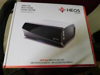 Denon HEOS Amp Wireless Amplifier (Silver) HEOSAMP BIN77Ipoint