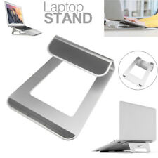 """Aluminum Laptop Stand Riser Tablet Holder for Apple  MacBook Pro Air 11"""" to 15"""""""