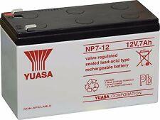 Yuasa/Enersys NP7-12 EBALT2-Mighty Mule Replacment Battery 12V 7.0Ah