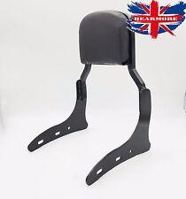 BACKRESTS SEAT REST SUPPORT FOR ROYAL ENFIELD STANDARD ELECTRA  CLASSIC BLACK UK