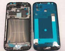 AVANT CADRE CÔTÉS EN PLEIN AIR milieu Noir Samsung Galaxy S4 I9505 LTE