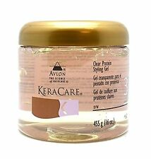 Keracare Protein Styling Gel (Clear) (16Oz) Free Shipping