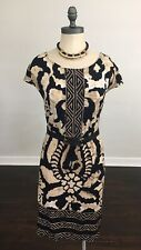 Women's Plus Size Summer Aztec Printed Pullover Sheath Dress Size 2X
