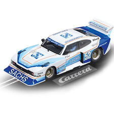 Carrera 27568 Ford Capri Zakspeed Turbo 'Sachs Sporting, No 52' - 1/32 Slot Car