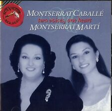 Montserrat Caballe & daughter: Two Voices, One Heart; Duets; RCA 1995