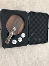Stiga Emerald Limited Edition Table Tennis Blade Master Handle