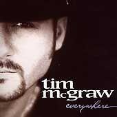 TIM McGRAW - EVERYWHERE - CD NEW & SEALED (FREE UK POST)