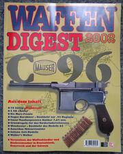 WAFFEN DIGEST 2002 Motorbuch Verlag Winchester Colt 44 Magnum Karabiner Pistolen