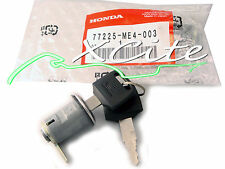 Genuine Honda CBR250RR MC22 boot lock with 2 keys, part number 77225-ME4-003