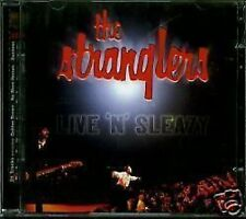 The Stranglers Live 'N' Sleazy 2-CD NEW Golden Brown/No More Heroes/Duchess+
