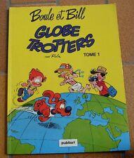 Boule et Bill Globe Trotters, tome 1, offert en 1981 par Côte d'Or.