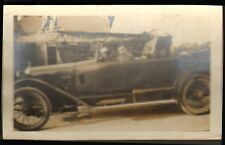 PHOTO VEHICULE ANCIEN AUTOMOBILE TORPEDO OLD CAR NON IDENTIFIE