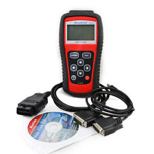 Print Data Autel MaxiScan MS509 OBDII/EOBD Auto Code Reader Scanner Diagnostic