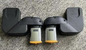 iCandy Peach 1,2,3 lower car seat adaptors/ Attachment for Maxi Cosi Car seat