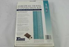 Targus PA021U Travel Connection Kit - Europe Pack