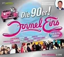 FORMEL EINS-90ER POPROCK 2 CD NEU HIM/LIQUIDO/BUSH/DIE TOTEN HOSEN/+
