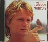 """CLAUDE FRANÇOIS - CD """"COMPILATION"""" TRÈS RARE PREMIÈRE POCHETTE"""