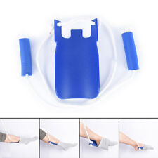 Sock Stocking Aid Puller Assit Disability old Aid Helper Terry Cloth Dressing JO