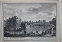 Original Grafik Gleishammer Nürnberg J.A. Delsenbach 1716