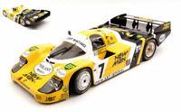 Model Car Scale 1:18 solido Porsche 956 LH Lm diecast Racing vehicles