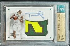 2016 National Treasures TAUREAN PRINCE (BGS 9.5) POP 1 ** AUTO 10 RC ** RPA PTCH