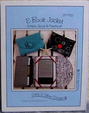 """""""Suzie C Shore Designs"""" Sewing Pattern: E-Book Jacket (for your E-Reader)"""