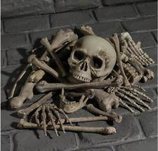 Halloween 28 Piece Bag Of Bones - Brand New Prop