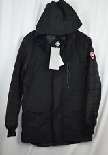 Canada Goose Men's Selwyn Down Filled Hooded Jacket, Size L Large NEW With Tags