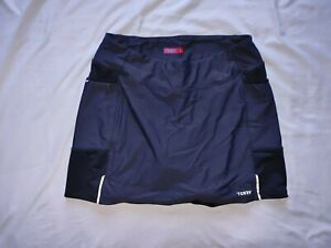 Women's Terry Cycling skirt Short W/Pad Size L