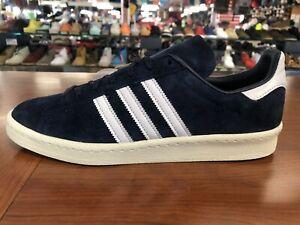 Adidas Originals Campus 80s Collegiate Navy New Men's Shoes classic Rare FX5440